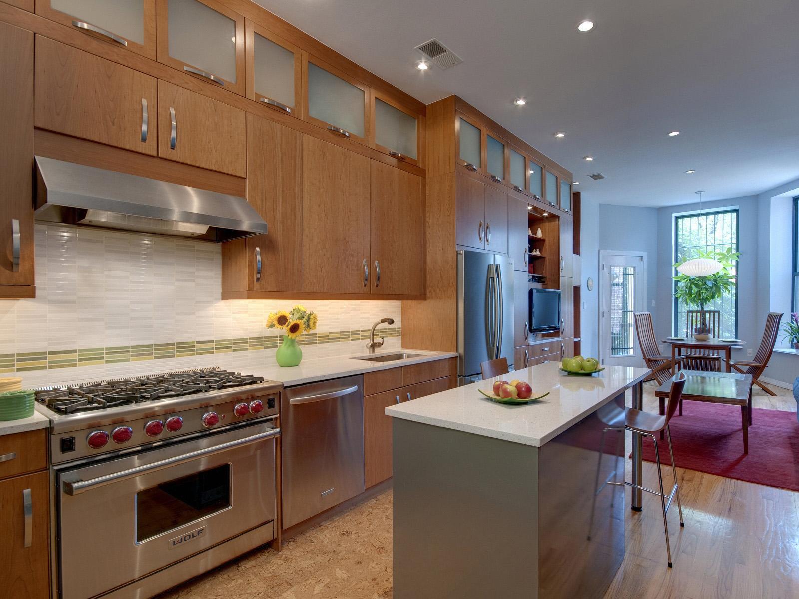 тому кухонная мебель по правилам фен шуй фото послужила также