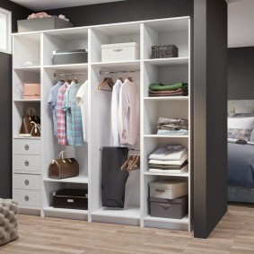 модульная гардеробная