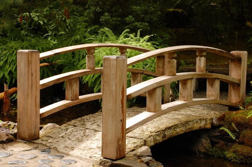 мостик для дачи идеи
