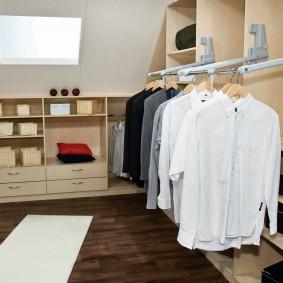 наполнение для шкафов и гардеробных дизайн идеи