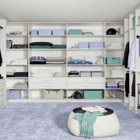 наполнение для шкафов и гардеробных идеи дизайн