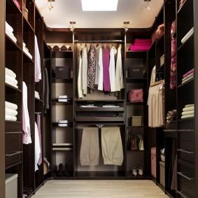 наполнение для шкафов и гардеробных идеи дизайна
