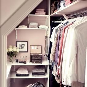 наполнение для шкафов и гардеробных в доме
