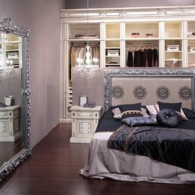 наполнение для шкафов и гардеробных в доме фото