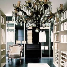наполнение для шкафов и гардеробных в доме фото идеи