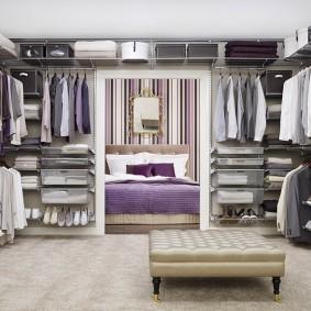 наполнение для шкафов и гардеробных в квартире идеи