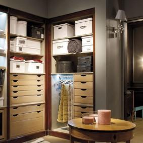 наполнение для шкафов и гардеробных в квартире идеи фото