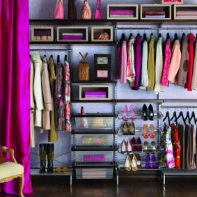 наполнение для шкафов и гардеробных в квартире фото идеи