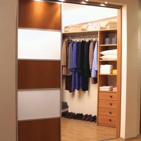 наполнение для шкафов и гардеробных варианты