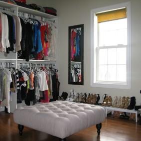 наполнение для шкафов и гардеробных варианты фото