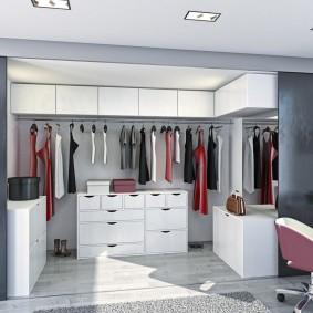 наполнение для шкафов и гардеробных фото вариантов