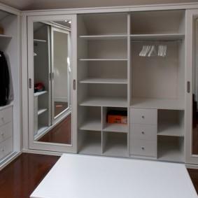 наполнение для шкафов и гардеробных варианты идеи
