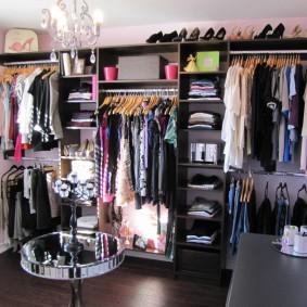 наполнение для шкафов и гардеробных фото обзор