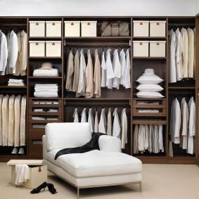 наполнение для шкафов и гардеробных фото виды