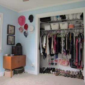 наполнение для шкафов и гардеробных оформление идеи