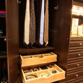 наполнение для шкафов и гардеробных идеи оформления