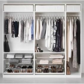 наполнение для шкафов и гардеробных обзор