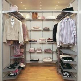 наполнение для шкафов и гардеробных варианты оформления