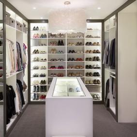 наполнение для шкафов и гардеробных фото дизайна
