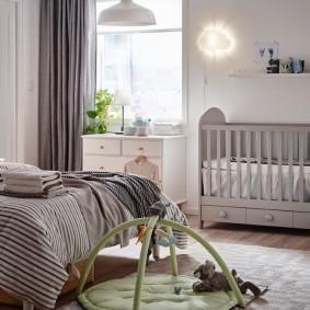 необычные детские кровати фото интерьер