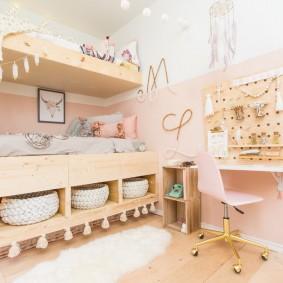 необычные детские кровати идеи оформления