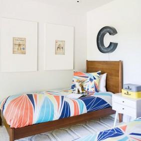 необычные детские кровати фото варианты