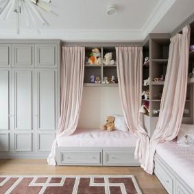 необычные детские кровати идеи вариантов