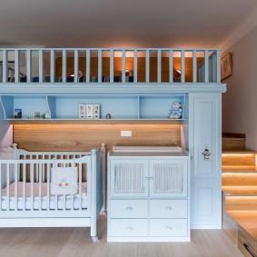 необычные детские кровати фото видов