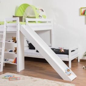 необычные детские кровати фото идеи