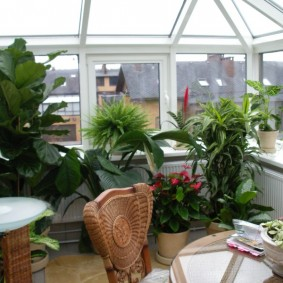 обустройство балкона и лоджии фото оформления
