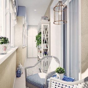 обустройство балкона и лоджии фото варианты