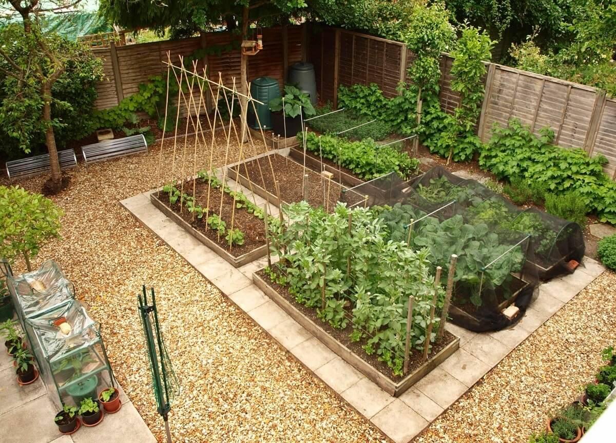 огородная зона