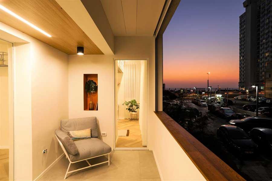 освещение на балконе идеи оформления