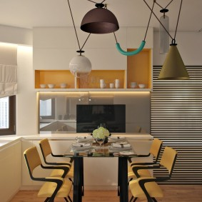 перепланировка квартиры декор идеи
