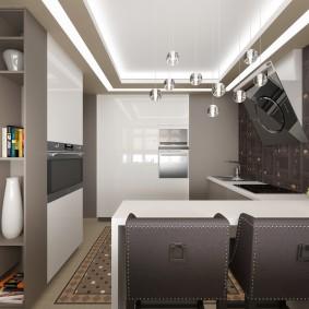 перепланировка квартиры интерьер