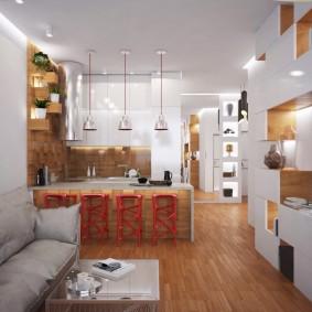 перепланировка квартиры интерьер идеи