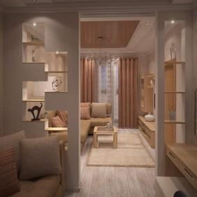 перепланировка квартиры идеи интерьер