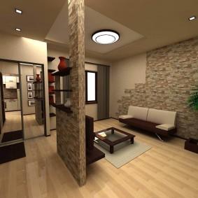 перепланировка квартиры фото оформление