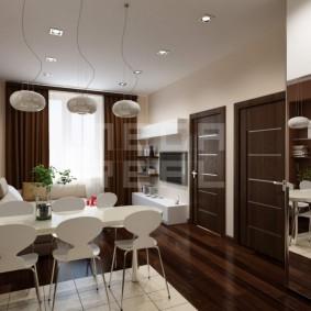 перепланировка квартиры идеи варианты