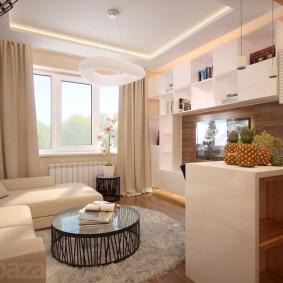 перепланировка квартиры виды декора