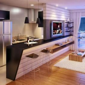 перепланировка квартиры дизайн фото