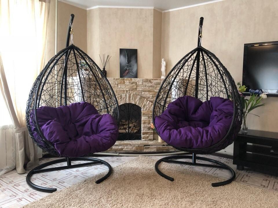 кресло в гостиную кокон