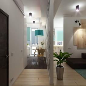 двухкомнатная квартира хрущёвка правила планировки