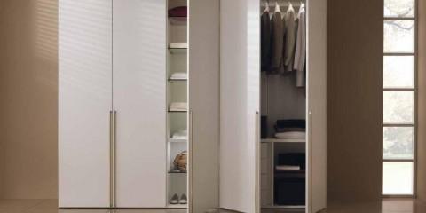 распашной шкаф в прихожую