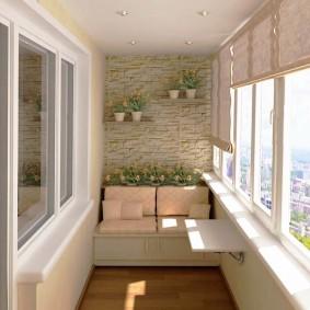 расширение балкона обзор