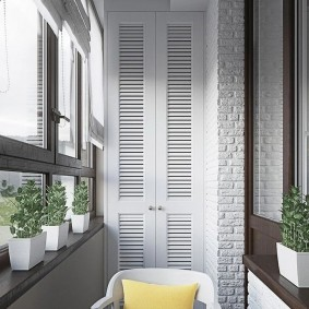 расширение балкона фото дизайн