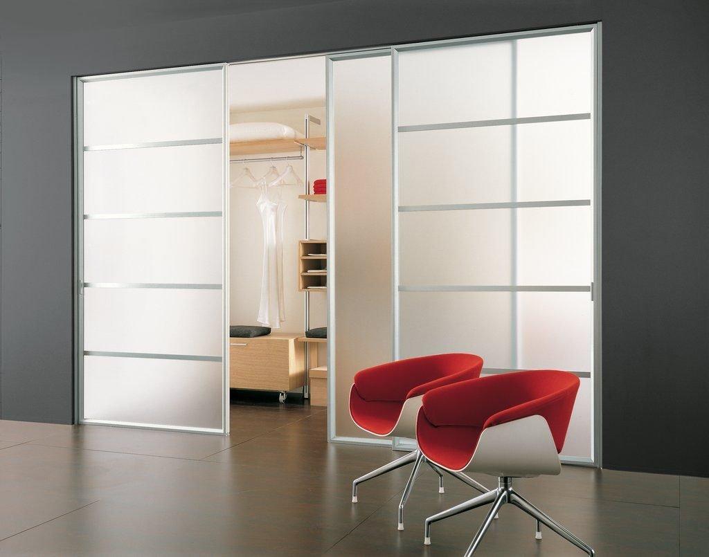 раздвижные двери для гардеробной дизайн идеи