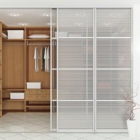 раздвижные двери для гардеробной идеи