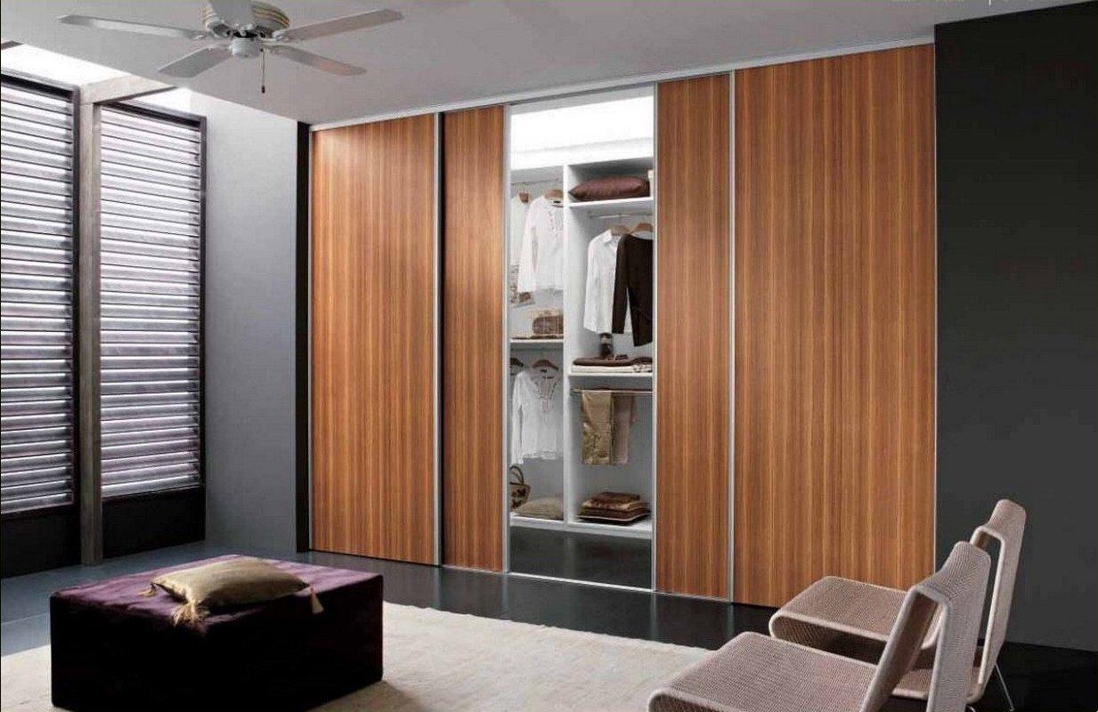 раздвижные двери для гардеробной мдф
