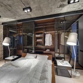 раздвижные двери в гардеробную идеи оформления